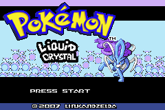 Pokemon Liquid Crystal GBA ROM Hacks