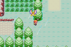 Pokemon: Ash's Quest GBA ROM Hacks