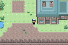 Pokemon Dark Begin GBA ROM Hacks
