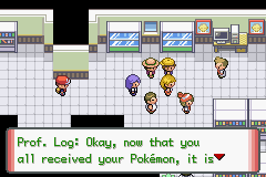Pokemon Eruption GBA ROM Hacks