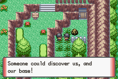 Pokemon Eruption Screenshot
