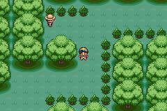 Pokemon Crystal Shards Screenshot