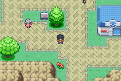 Pokemon Genesis GBA ROM Hacks