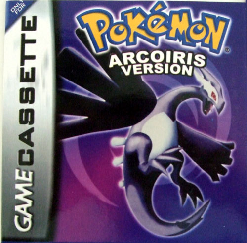 Pokemon Arcoiris GBA ROM Hacks