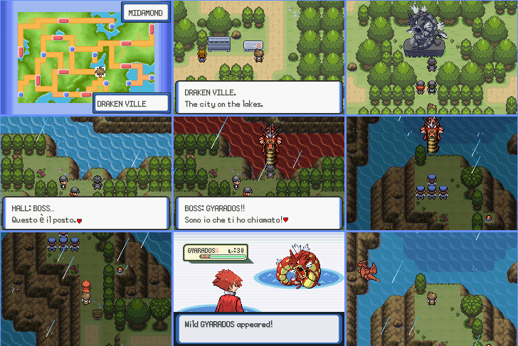 Pokemon Crono Screenshot