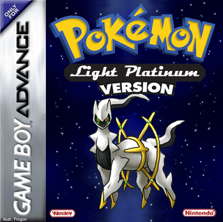 Pokemon light platinum rom hack download