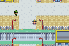 Pokemon Crystal Shards Screenshot