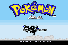 Pokemon Ambar Screenshot