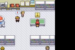 Pokemon Lightning Yellow Screenshot