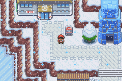 Pokemon Liquid Ocean Screenshot