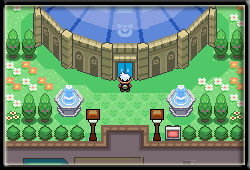 Pokemon Flora Sky Screenshot