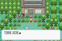Pokemon Ambar GBA ROM Hacks