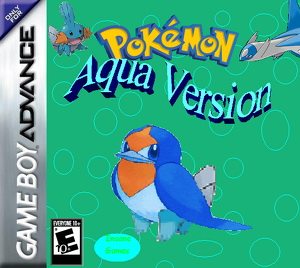 Pokemon Aqua GBA ROM Hacks