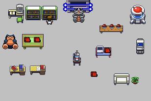 Pokemon Aqua Screenshot