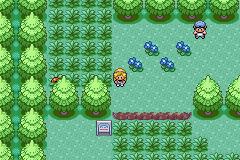 Pokemon Azure Horizons GBA ROM Hacks