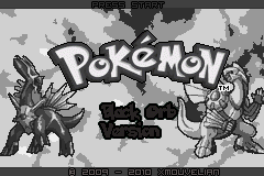 Pokemon Black Orb GBA ROM Hacks