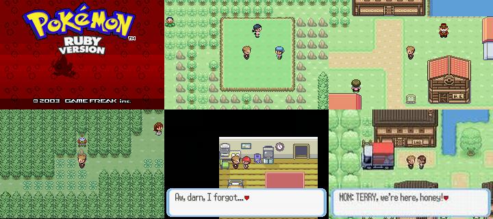 Pokemon Celebi's Return GBA ROM Hacks