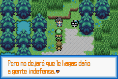 Pokemon DarkBlue Screenshot
