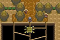 Pokemon Dark Cry: The Legend of Giratina GBA ROM Hacks