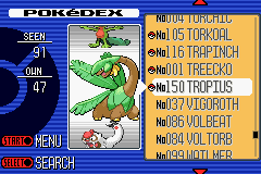 Pokemon Dragon World GBA ROM Hacks