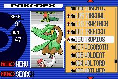 Pokemon Dragon World GBA ROM Hacks