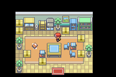Pokemon Identity GBA ROM Hacks