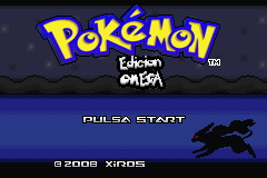 Pokemon Omega GBA ROM Hacks