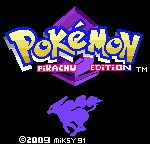 Pokemon Pikachu Edition