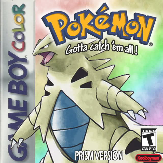 Pokemon Prism GBC ROM Hacks