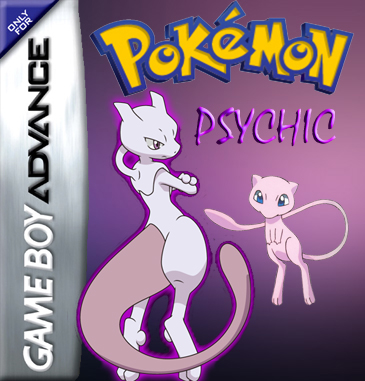 Pokemon Psychic GBA ROM Hacks