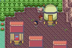 Pokemon Quartz Screenshot