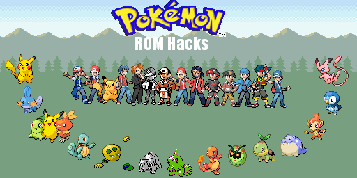 List of Pokemon ROM Hacks Download - Pokemon ROM Hacks