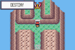 Pokemon Ruby Destiny - Reign Of Legends GBA ROM Hacks