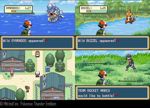 Pokémon Black e White Português (PT) /English Download ...