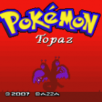 Pokemon Topaz