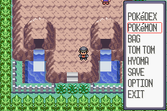 Pokemon Topaz Screenshot