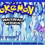 Pokemon Waterfall