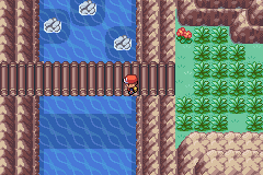 Pokemon rijonAdventures Screenshot
