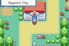 Pokemon rijonAdventures GBA ROM Hacks