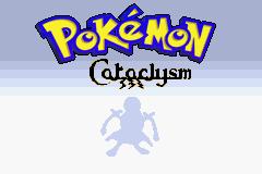 Pokemon Cataclysm GBA ROM Hacks
