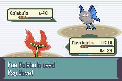 Pokemon Cataclysm Screenshot