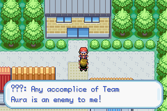 Pokemon Cobalt Screenshot