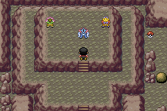 Pokemon CrystalDust GBA ROM Hacks
