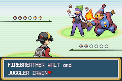 Pokemon CrystalDust Screenshot