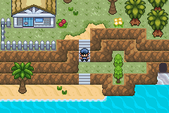Pokemon DarkJasper GBA ROM Hacks