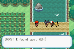 Pokemon Dark Rising GBA ROM Hacks