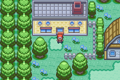 Pokemon Dimension Legends GBA ROM Hacks