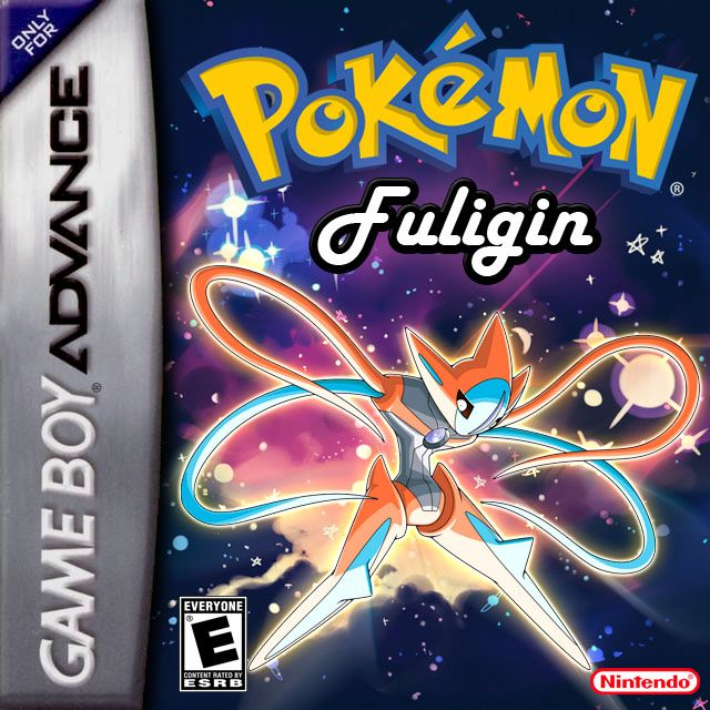 Pokemon Fuligin GBA ROM Hacks