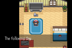 Pokemon Galaxy Elements GBA ROM Hacks