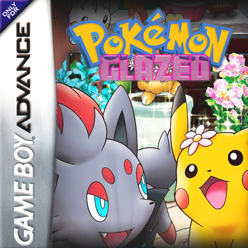 Pokemon Glazed GBA ROM Hacks